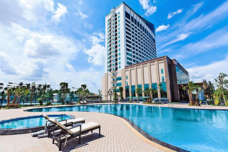 Muong Thanh Luxury Can Tho Hotel 1