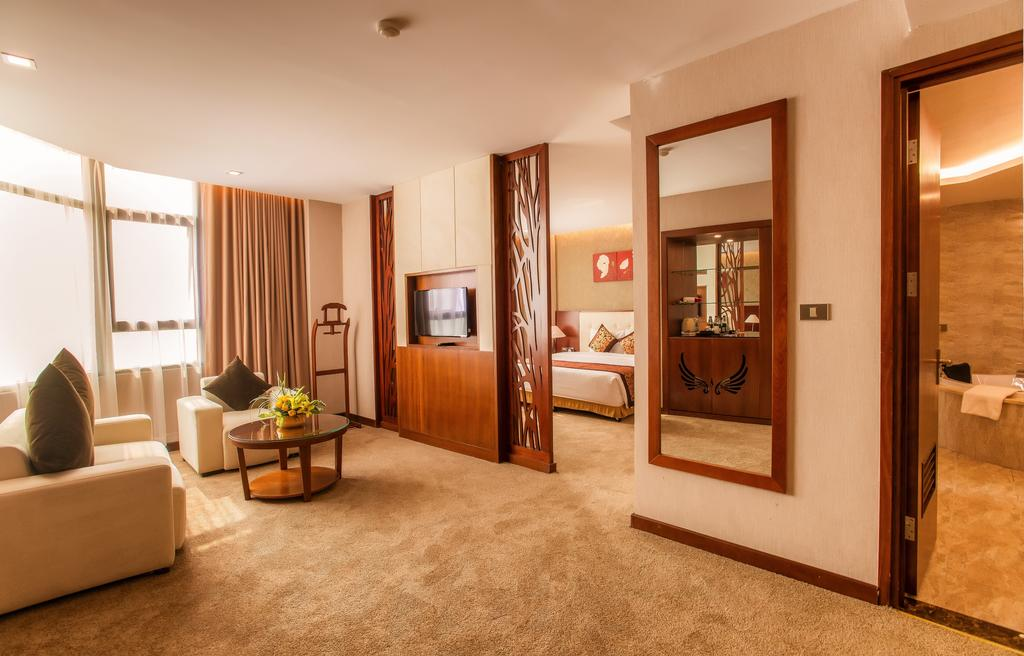 Muong Thanh Luxury Can Tho Hotel 9